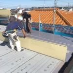 屋根のリフォーム in 深谷