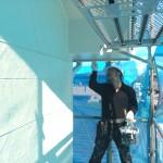 フッ素で外壁塗装 in 熊谷