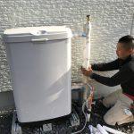 軟水器の設置 in 寄居(WT様)