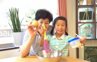子供が作れる 簡単お料理教室 第5回