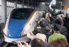 北陸新幹線 開通!