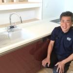 水素水の設置 in 神川