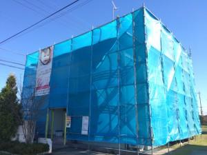 熊谷市にて屋根リフォーム・太陽光発電システム設置を行います