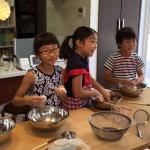 第3回 子供と一緒に簡単手作りお料理教室!開催