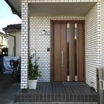 玄関リフォーム 〜お家を暖かく〜