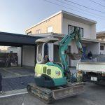 完成間近♪早稲田の杜の家