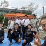 箱田の家「地鎮祭」